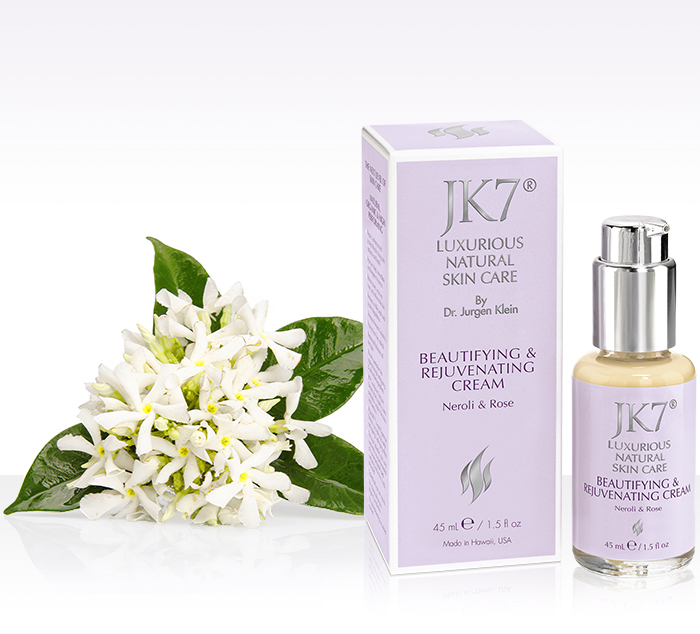 Beautifying & Rejuvenating Cream