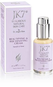 Beautifying & Rejuvenating Cream