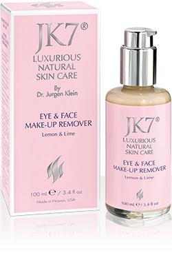 Eye & Face Make-up Remover