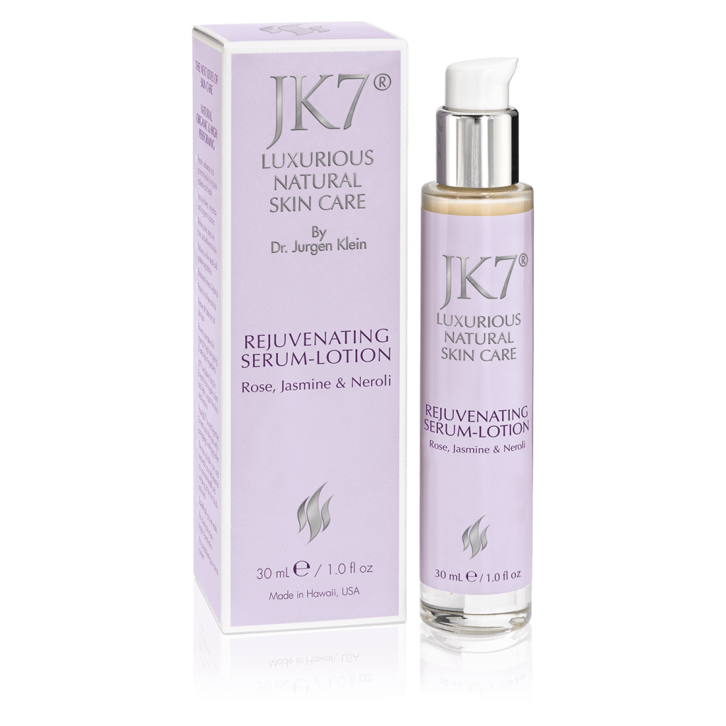 Rejuvenating Serum – Lotion