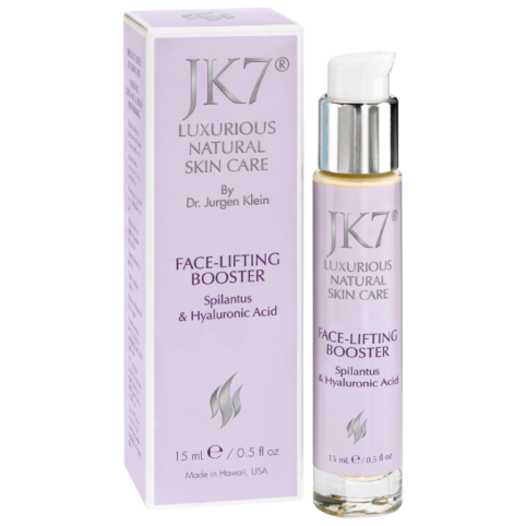 FACE-LIFTING BOOSTER